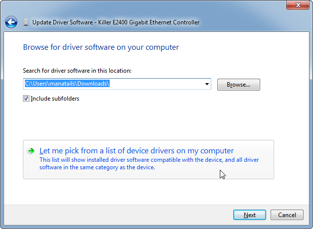 2018-11-23 02_08_45-Update Driver Software - Killer E2400 Gigabit Ethernet Controller